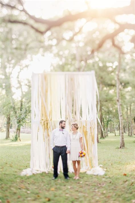 diy crepe paper floral summer wedding ideas 100 layer cake - Diy Outdoor Summer Wedding Ideas
