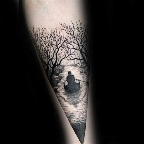 simple river tattoo 15 must see small forearm tattoos pins world tattoo
