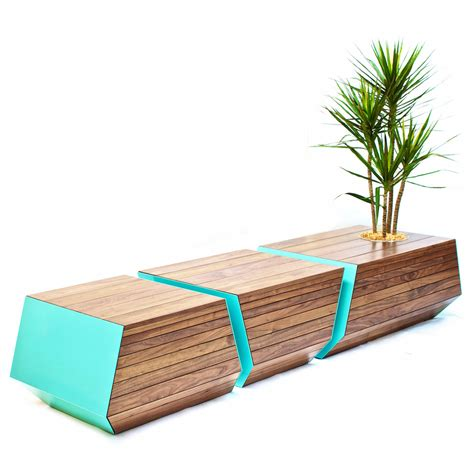 modern bench design the ultimate urban furniture design trend