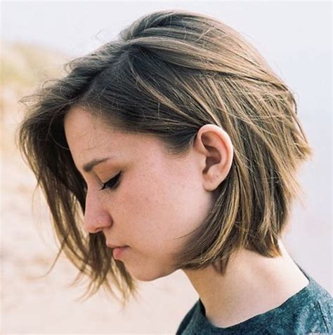haircut half inch touching ears 1001 ideas for chic and feminine bob hairstyles