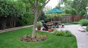 Backyard Landscape On A Budget Sustainable Landscaping Landscapes Landscape Design