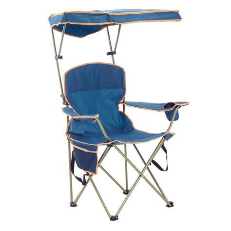 quik shade navy folding camping chair  lowescom