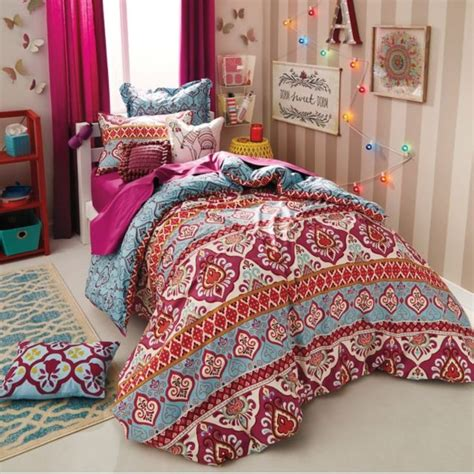 extra long comforter anthology theodora extra long twin bedding dorm