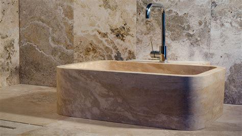lavabo in travertino per bagno lavabo in travertino rettangolare farm pietre di rapolano