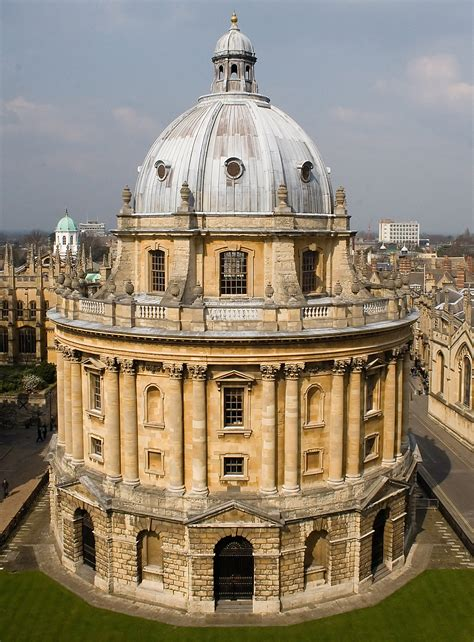 Tuscan Style by Celsus A Library Architecture Resource Bodleian Library And Radcliffe Camera