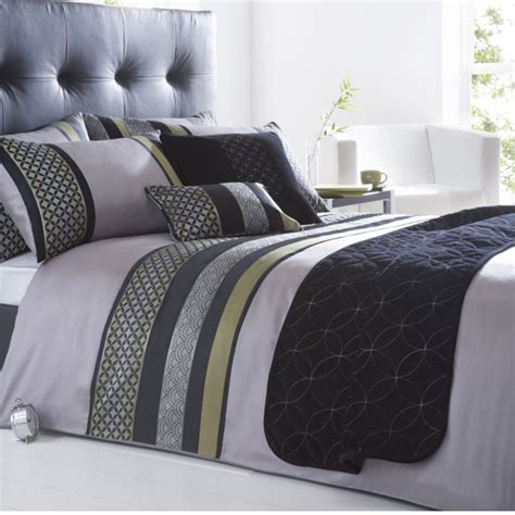 Bed Set Black Black And Gray Bedding Collections 2017 2018 Best Cars Reviews