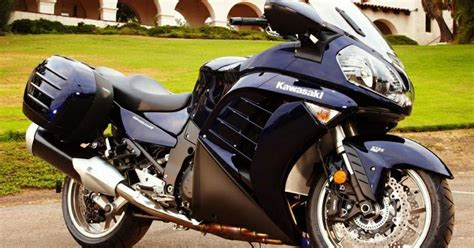 Kawasaki 1400 Concours by Kawasaki Gtr 1400 Concours Motorcycle Specification