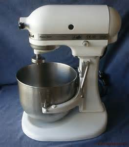 Kitchen Aid Heavy Duty Mixer 5KPM50 Commercial Grade