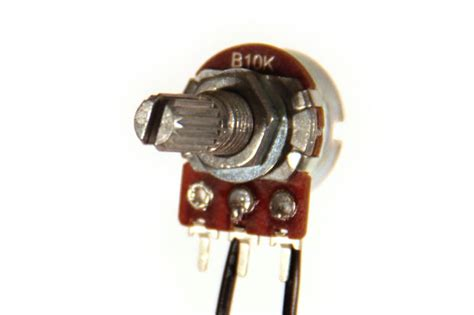 what is the use of a variable resistor wire a potentiometer as a variable resistor