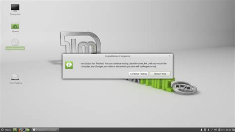 tutorial linux mint tutorial install linux mint dual boot welcome linux