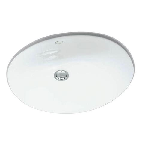kohler caxton undermount sink kohler caxton vitreous china undermount bathroom sink in