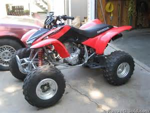 Used Honda Atv Sale Atvs For Sale Photo Gallery Run Until Sold Classifieds