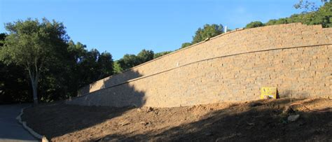 retaining wall contractor san francisco bay area all