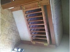 Studs? - Installing a Crib Side in a Bunk - r-pod Nation ... Empty Box Weight