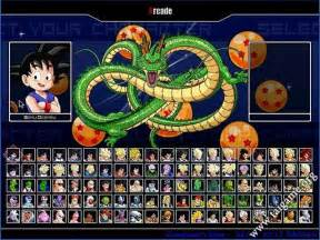 Dragon Tables Dragon Ball Z Mugen Edition 2011 Download Free Full