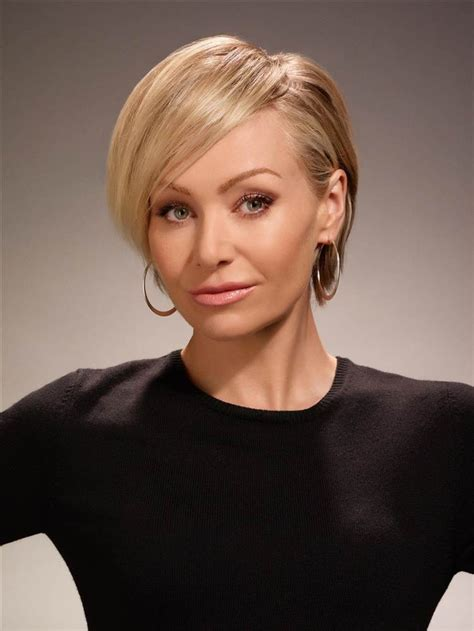 portia de rossi hairstyles short 2013 hairstyle portia de rossi short hair hair and makeup pinterest