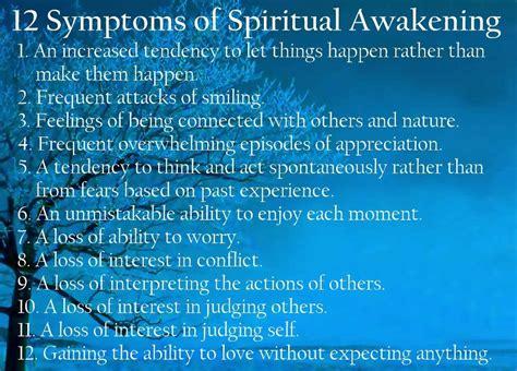 spiritual quotes quotes gallery 12 symptoms spiritual awakening