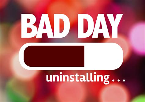 bad day 12 ways to turn around a bad day