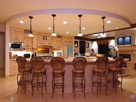 luxury kitchen island ideas