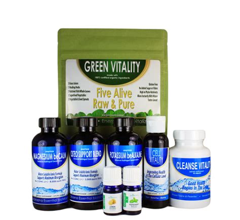 Farm Detox Pack by Getting Started Alkalize Cleanse Pack God 233 Sana A