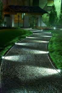 solar powered sidewalk lights 17 best ideas about outdoor path lighting on