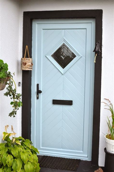 Exterior Pvc Doors Painted Pvc Door Previously Using Farrow Pavilion Gray Exterior Eggshell 242