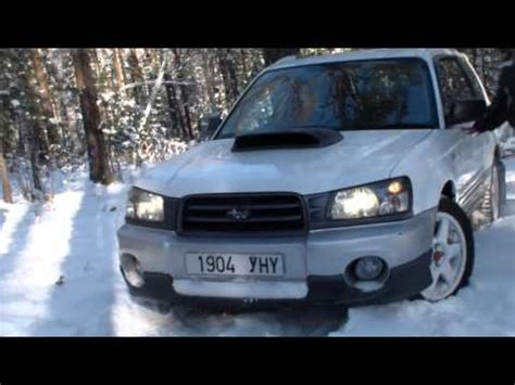 subaru forester snow subaru forester on snow youtube