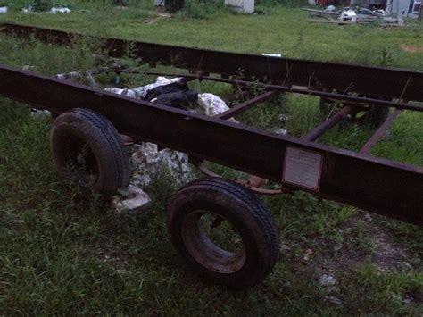 mobile home trailer frame www imgkid the image kid
