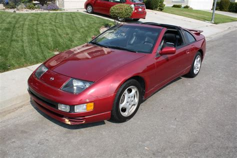 nissan 300zx 1994 1994 nissan 300zx information and photos zombiedrive
