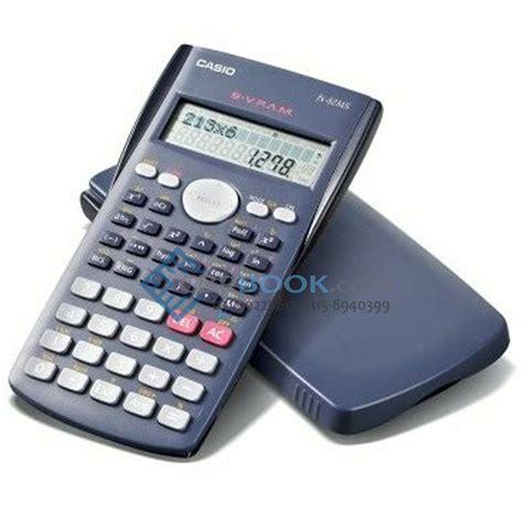 calculator c casio scientific calculator fx 82ms original cbpbook
