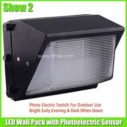 Commercial Outdoor Led Lighting Fixtures 30w Led Wall Pack Fixtures Commercial Outdoor Lighting With Sensor Outdoor Led Light Fixtures