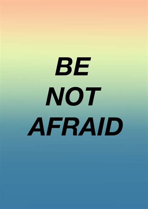 Be Not Afraid by Be Not Afraid Three Words 2