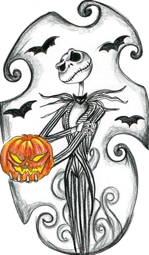 halloween tattoo png jack skellington halloween nightmare before christmas png