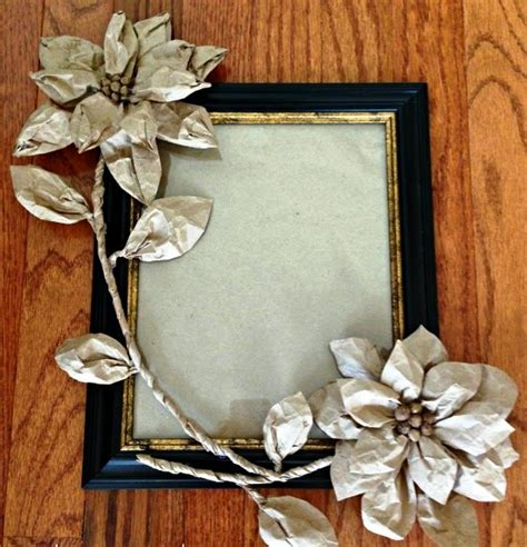 Handmade Project Ideas - handmade photo frame craft project craft projects