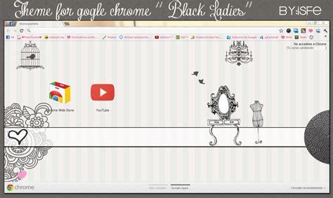 theme google chrome london theme for google chrome blackladies by isfe on deviantart