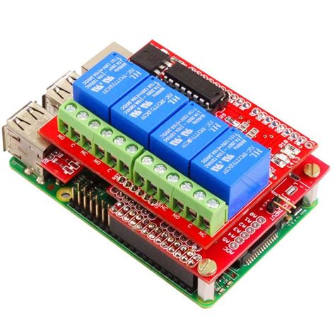 Relay Board For Raspberry Pi 3 Channel 4 channel relay board 5v compatible for raspberry pi