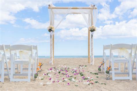 Wedding Venues Oahu by Hawaii Wedding Venues Best Hawaii Wedding Locations