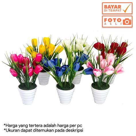 bunga hiasan import bunga tanaman artifisial hiasan