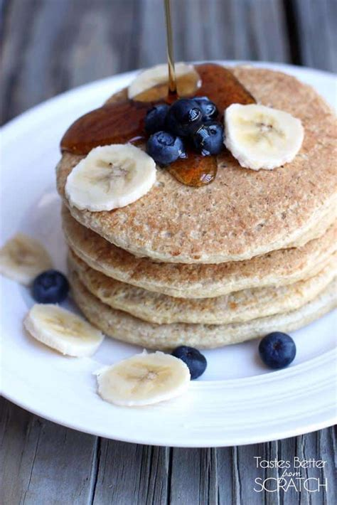 protein oatmeal pancakes protein pancakes recipe tastes better from scratch