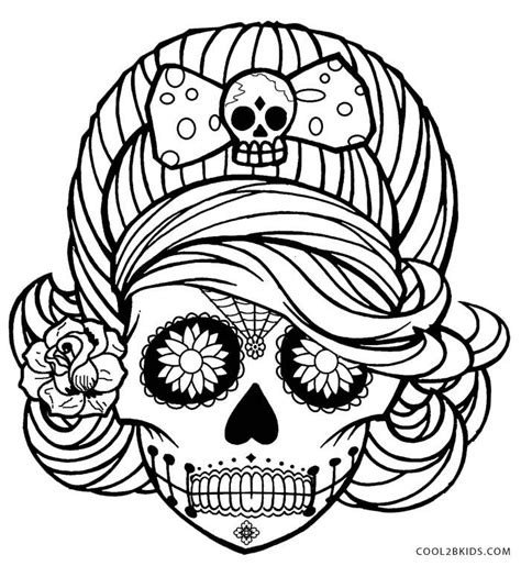 coloring pages for adults of skulls 25 best ideas about cool coloring pages on