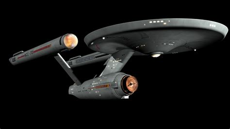 In The Enterprise doug drexler bringing his uss enterprise to trek