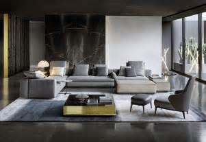 Minotti Hamilton Sofa by Arredamento Interni Design Architettura Elle Decor