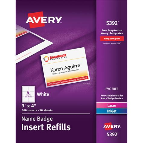 Letter Template Avery 74541 Template Personal Letter Template Avery Name Tag Template 74541