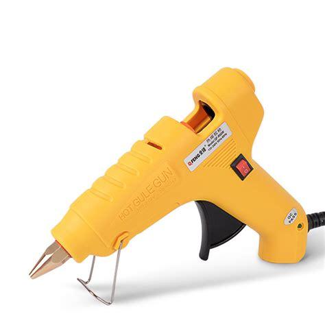 Melt Glue Gun 20 W mini 20w practical glue gun 7mm melt adhesive