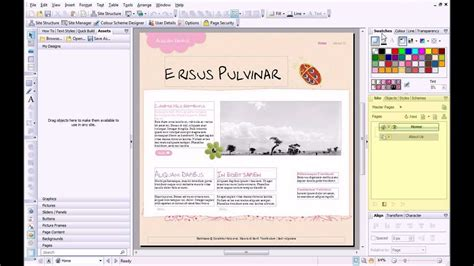 tutorial website x5 pdf webplus x5 tutorials pdf bottracker