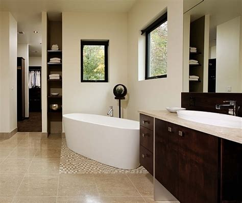 standing shower design ideas