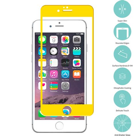 Tempered Glass Screen Protector Iphone 6 for iphone 6 plus 6s plus tempered glass screen protector ebay