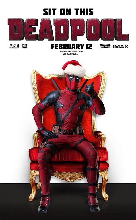 Film Marvel Gratuit | deadpool f 234 te no 235 l sur la nouvelle affiche du film marvel