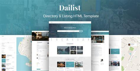 themeforest airbnb dailist directory listing html template jogjafile