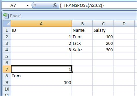 java tutorial vector exle transpose array returns the transpose of an array